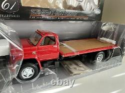 1975 Chevy C65 Heavy Duty Flatbed Tow Truck 116 Highway 61