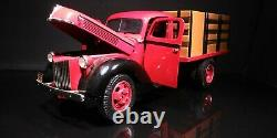 1/16 Highway 61 1940 Ford F-7 1 1/2 ton Heavy Duty Stake Bed Truck Bed no box