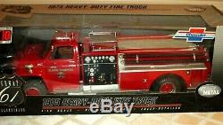 1/16th SCALE-HIGHWAY 61-1975 HEAVY DUTY FIRE PUMPER TRUCK-KANE COUNTY-NRFB-21