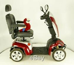 2018 Kymco Agility LJ855 Electric Mobility Scooter 8mph Red