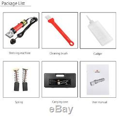 350w Pro Extra Heavy Duty Horse Cattle Animals Hair Clippers Shearing Trimmer