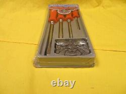 64-94 Mustang 30th Anniversary 4 Piece Snap-on Screwdriver Set With Belt Buckle