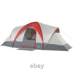 8-9 Person Instant Dome Tent Outdoor Camping Travel Durable Shelter Home Lodge