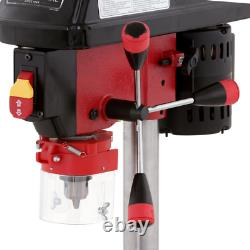 8 In. Drill Press With Variable Speed And Laser System