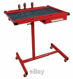 ATD Tools 7012 Heavy Duty Mobile Work Table with Drawer
