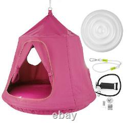 Blue Pink Red Green Hanging Tree Tent Enclosed Safely Family 440LBS
