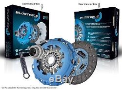 Blusteele HEAVY DUTY Clutch Kit for Holden Holden HZ 6 Cyl Red Motor 10/77-12/79