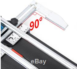 Brand New Heavy Duty 23.6 (600mm) Manual Red Laser Tile Cutter