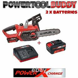 Einhell Heavy Duty 18v Li-ion Cordless Chainsaw 2 Batteries, Charger Pre Order