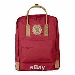 FJALLRAVEN KANKEN NO. 2 Double Wax Heavy Duty Leather Backpack 16L 8 colors
