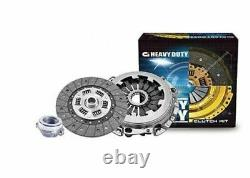 HEAVY DUTY CI Clutch Kit for Holden 161 173 186 202 Red Mtr To Celica, Supra 5SP