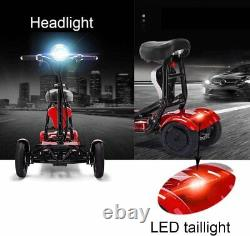 Lightweight Foldable Mobility Scooter Automated Electric Power Scooter