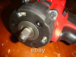 MILWAUKEE M18 FUEL GEN-3 Brushless 3/8 Compact Impact Wrench 2854-20 WithFriction