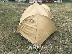 MOSS (Camden, Maine USA) Olympic 4-Season Mountaineering Backpacking Tent