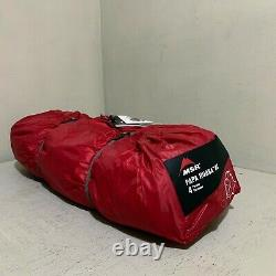 MSR Papa Hubba NX 4-Person Backpacking Tent (NEW)