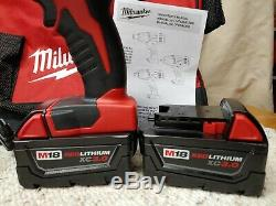 Milwaukee2663-2218-Volt1/2 Impact Wrench SetWith Friction Ring2-3.0AhNew