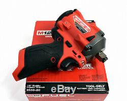 Milwaukee 2555-20 M12 FUEL 12-Volt Stubby 1/2 Impact Wrench (Tool Only)