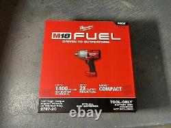 Milwaukee 2767-20 M18 FUEL 1/2 High Torque Impact Wrench with Friction Ring