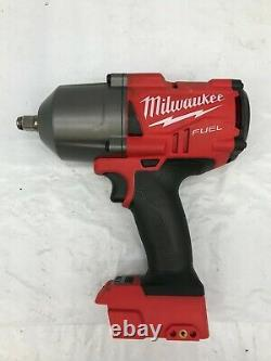 Milwaukee 2767-20 M18 FUEL High Torque ½ Impact Wrench withFriction RingTool GR