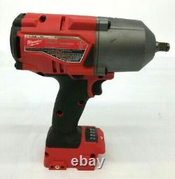 Milwaukee 2767-20 M18 FUEL High Torque ½ Impact Wrench withFriction RingTool LN M