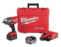 Milwaukee 2767-22 M18 FUEL High Torque ½ Impact Wrench Friction Ring