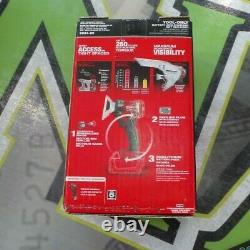 Milwaukee 2854-20 FUEL M18 Compact 3/8 Inch Impact with Friction Ring! NEW