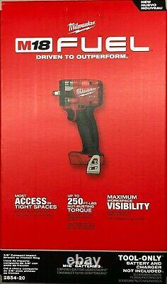 Milwaukee 2854-20 M18 3/8 Compact Impact with friction ring NIB 2 DAY SHIP