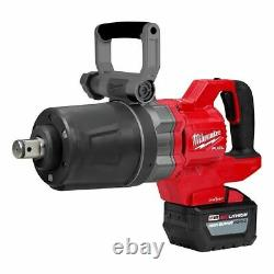 Milwaukee 2868-22HD M18 FUEL 1 D-Handle Impact Wrench Kit with(2) 12Ah batteries