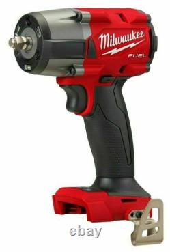 Milwaukee 2960-20 M18 FUEL 3/8 Mid-Torque Impact Wrench with Friction Ring Tool