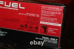 Milwaukee 2962-20 M18 Fuel 1/2 Mid-Torque Impact Wrench with Friction Ring
