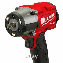 Milwaukee 2988-22 M18 FUEL 1/2 & 3/8 Dr Impact Wrench Kit NEW