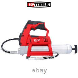 Milwaukee M12GG-0 12V Cordless Heavy Duty Grease Gun Body Only
