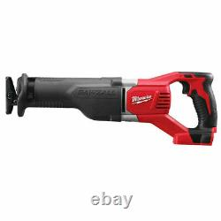 Milwaukee M18BSX 18V Heavy Duty Reciprocating Saw + Pocket Tape Measures 5M/16ft