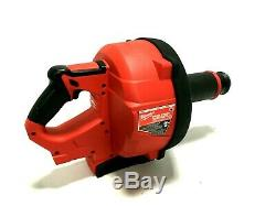 Milwaukee M18 Snake Auger Cable Drive Kit 18V Cordless Drain Cleaning 2772A-21