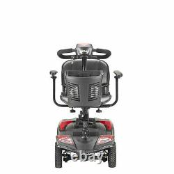 NEW Electric Portable Medical Mobility Scooter 4 Wheel WITH LARGE BASKET