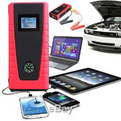 NEW Heavy Duty Portable Power Bank & Emergency Car Jump Starter Battery Booster