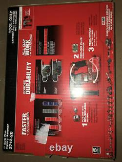 NEW M18 Milwaukee 2712-20 FUEL 1 SDS Plus Rotary Hammer, Tool Only