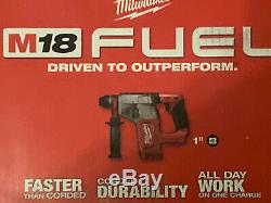 NEW Milwaukee 2712-20 M18 FUEL 1 SDS Plus Rotary Hammer (Tool Only)