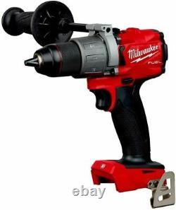 NEW Milwaukee FUEL 2804-20 18V 1/2 Brushless Hammer Drill M18 Out of Kit