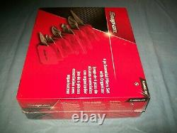 NEW Snap-on 6-pc HeavyDuty Pliers Set PL600ES1PK Red Sealed