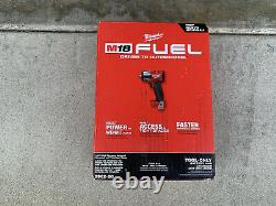 New! Milwaukee 2962-20 M18 FUEL 1/2 Mid-Torque Impact withHog Ring (Tool Only)