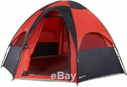 Ozark Trail 8-Person Dome Tent Outdoor Camping Hiking New Best Sports Sleep