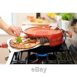 Pizza Oven Stove Top Durable Light Weight Heavy Duty Durable Heat Adjustable