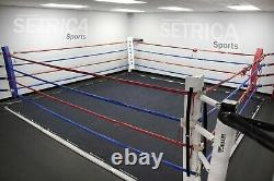 Professional Boxing Ring Heavy Duty Canvas Cover Mma Judo 16 Foot