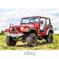 Red Baron Heavy Duty Tie Rod DOM Tubing for 1997-06 Jeep Wrangler TJ Steinjager