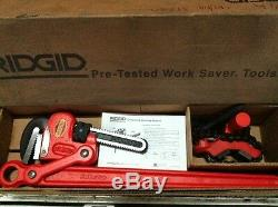 Ridgid 31380 Model S 4A, 5 Inch Heavy Duty Compound Leverage Wrench NEW