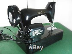 Singer 99k Red S Heavy Duty Electric Sewing Machine