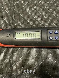 Snap-On Tech Wrench 3/8 Torque Wrench TECH2FR100