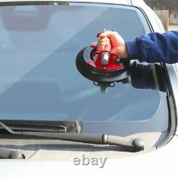 Vacuum Suction Cup Glass Lifter with Metal Handle Heavy Duty Granite Window 90KG