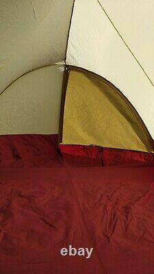 Vintage Bill Moss Olympic 3-Person Tent 4-Season Made In Camden Maine (READ)